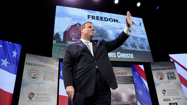 Potential GOP candidates test waters at Iowa Freedom Summit