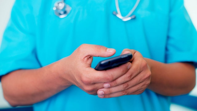 App monitors heart patients