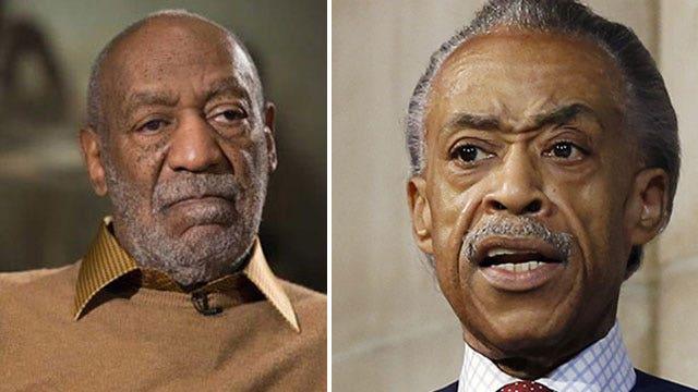 Black comic rips Sharpton, Cosby