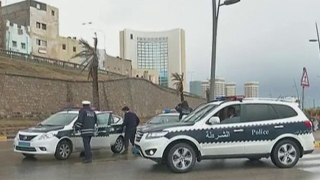 Tripoli: At least eight dead in terror attack on hotel