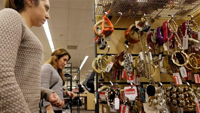 Consumer confidence hits highest level in over seven years