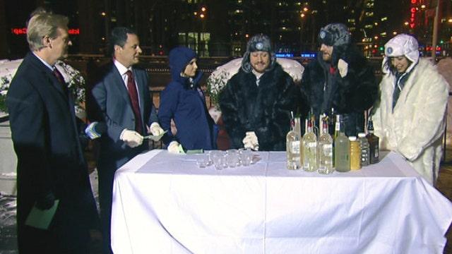 Fox Flash: Winter cocktails