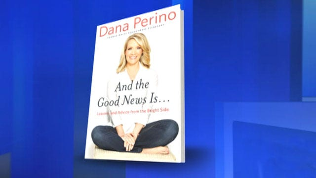 Dana's new book: 'And the Good News is...'