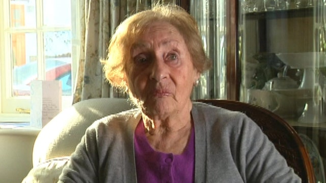 70 years later: Holocaust survivor on horrors of Auschwitz