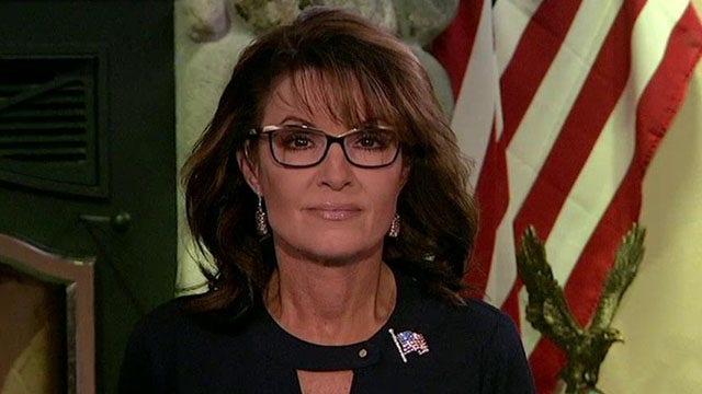 Sarah Palin explains thought process for possible 2016 bid
