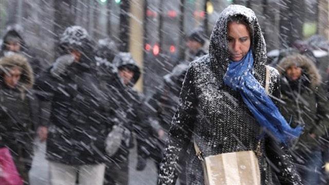 Blizzard hammers Massachusetts