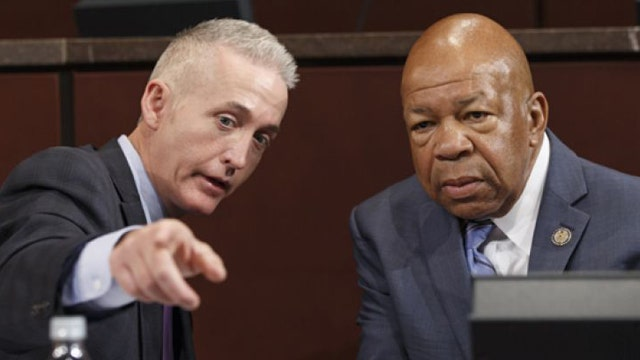 Select committee members fight over Benghazi interviews