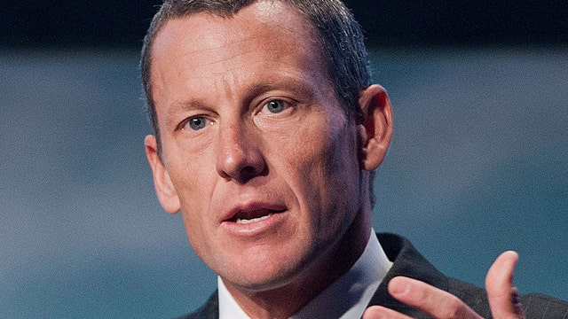 Lance Armstrong: I would dope again