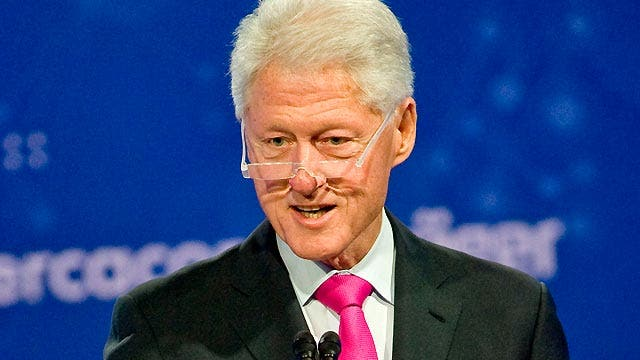 'Outnumbered Overtime': Could Bill Clinton be VP?