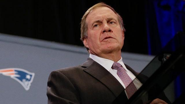 NFL focuses on Patriot's locker room attendant