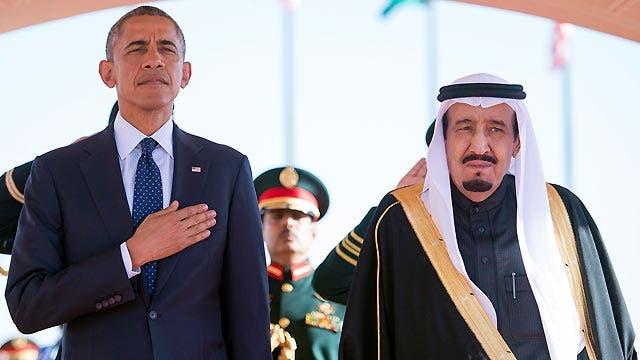 High stakes diplomacy for Obama in Saudi Arabia