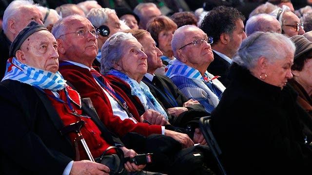 300 survivors return to Auschwitz 70 years after liberation
