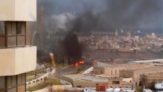 Reaction to deadly attack on luxury hotel in Libya