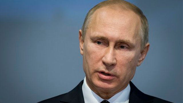 Ret. Col. Maginnis: Russia is in a real trick