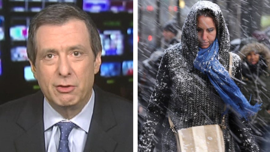 'Media Buzz' host on why the media loves 'Extreme Weather' coverage