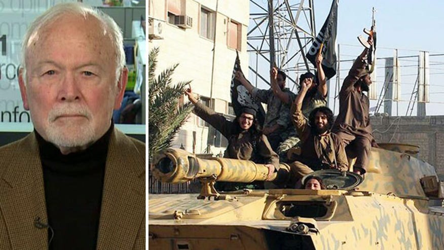 Fox News military analyst says retaking of Kobani indicates terror group overstretched themselves to thin