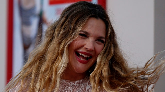 Drew Barrymore: I didn't really have parents