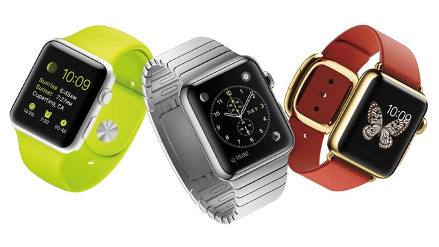 Here comes the Apple Watch: Apple announces ship date