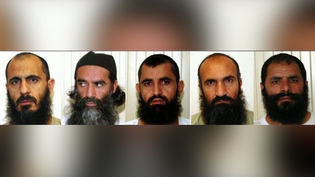 Is the US now negotiating with terrorists?