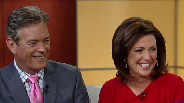 Kyra Phillips, John Roberts on fertility options in new book