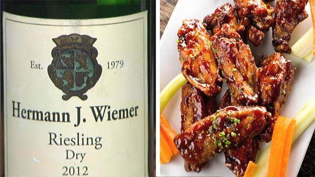 Wine pairings with your Super Bowl snacks
