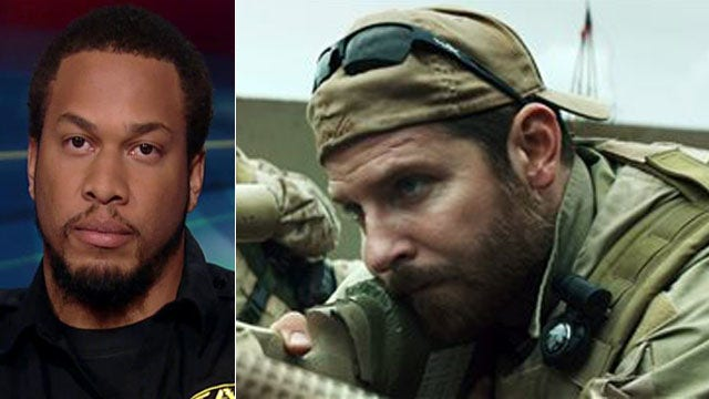 Sgt. Nick Irving on reaction to 'American Sniper'