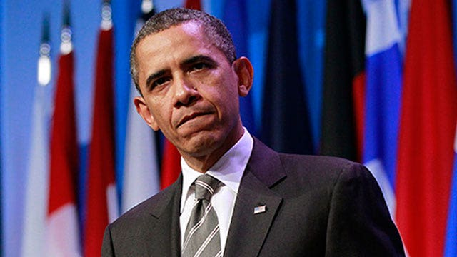 Obama fails to respond to Middle East mayhem