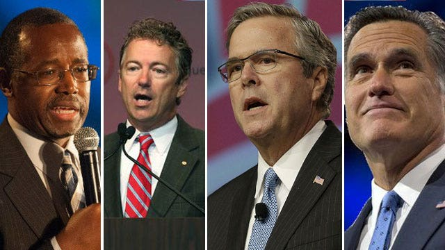 POWER PLAY: 2016 GOP POWER INDEX IN 90 SECONDS