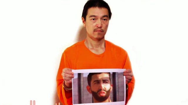 Jordan agrees to prisoner swap with ISIS