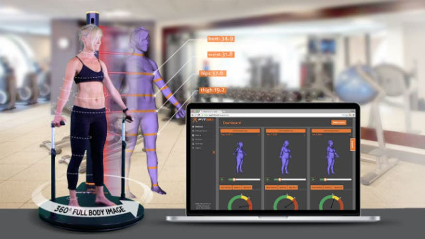 Some experts say the scale is an outdated and deceptive weight loss tool. A new device is aiming to help you meet your fitness goals faster: The Fit3D Proscanner generates a 3D avatar of your body to track your progress every step of the way