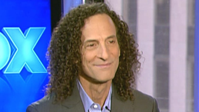 Why Kenny G's music doesn't relax him