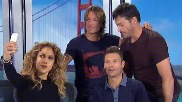 'Idol' judges keep it light on final day of auditions