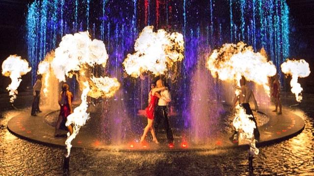 Inside the Las Vegas show 'Le Reve'
