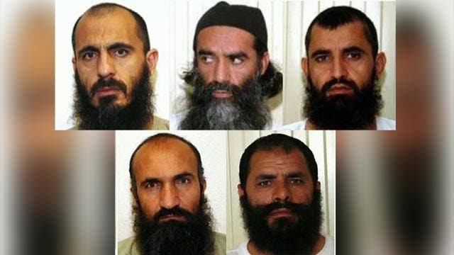 Terror detainee swapped for Bergdahl calls Taliban