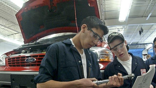 Greta: Bring vocational, skill classes back to high school