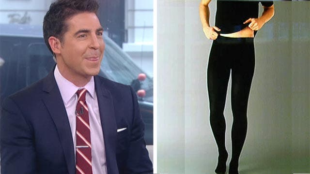 'Outnumbered Overtime': Does Jesse Watters wear tights?