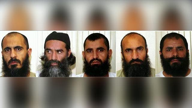 US official: Former 'Taliban 5' detainee contacts Taliban