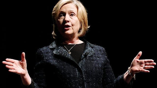 Hillary Clinton already on cruise control?