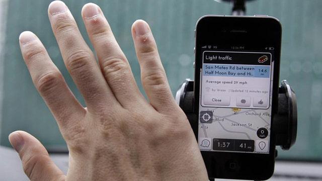 Law enforcement groups speak out against GPS app