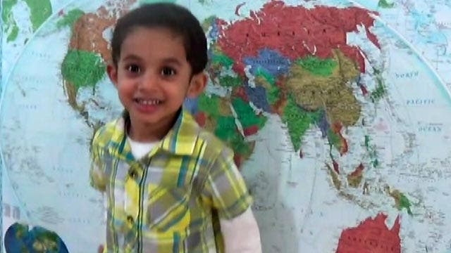 Little boy a geography whiz