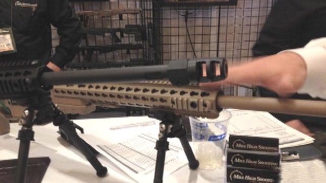 War Games: Tactical stars of SHOT Show