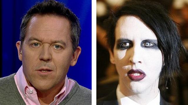 Gutfeld: Poor Marilyn Manson