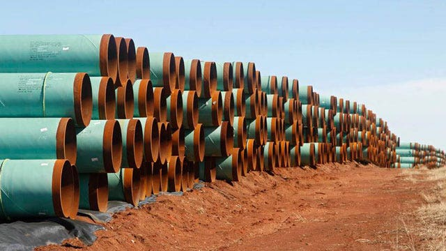 Senate to begin voting on Keystone oil pipeline measure