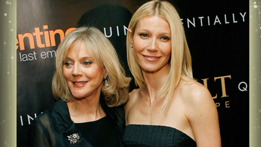 Blythe Danner doesn't get 'conscious uncoupling' either