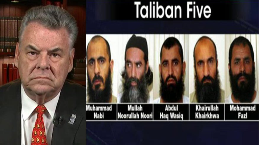 Report: One of Taliban 5 returns to terror