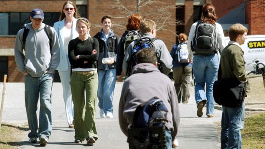 University avoiding gendered salutations 'over the top'?