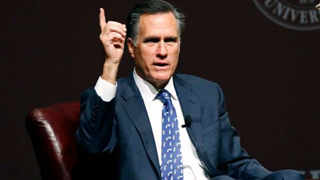 No groundswell momentum for a third Romney run?