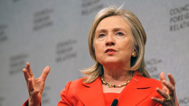 Recordings show officials undermined Clinton in Libya