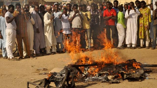 Pentagon: US ready to help fight Boko Haram in Nigeria