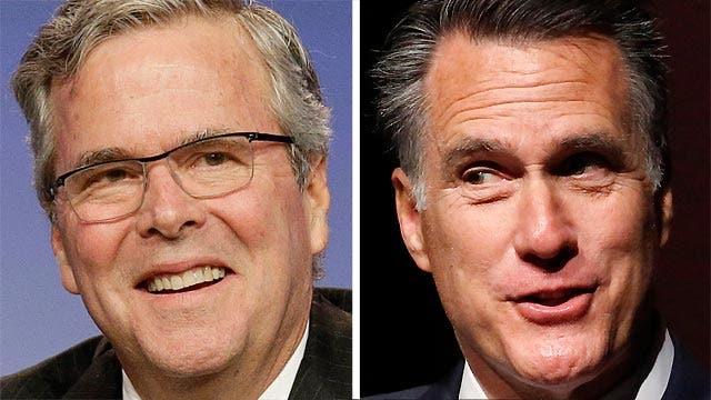 Romney's decision solves problem for number of GOP hopefuls